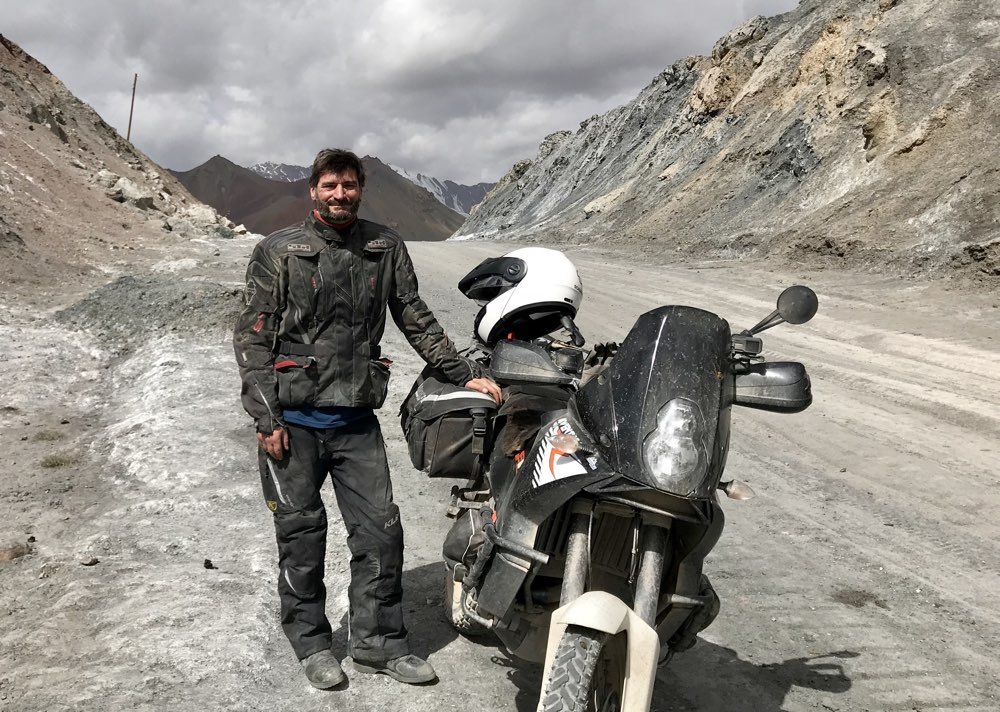 Pamir Highway: Riding on the Roof of the World